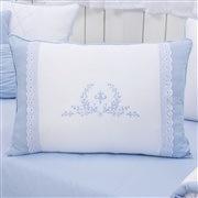 Kit Cama Babá Versailles Azul