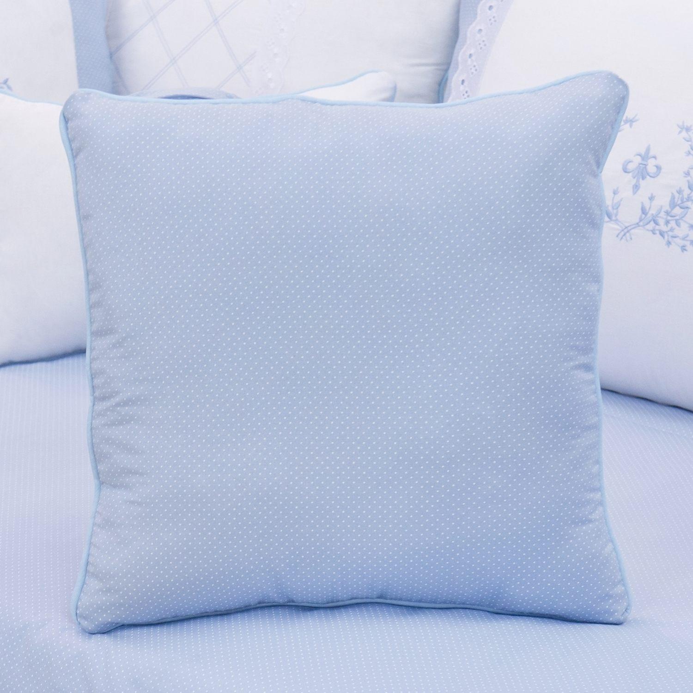 Almofada Lisa Versailles Azul