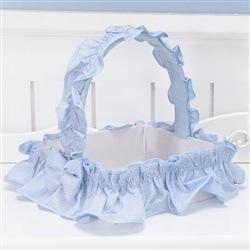 Cesta Versailles Azul
