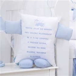 Naninha Versailles Azul
