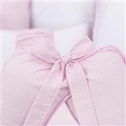 Almofada para Amamentação Versailles Rosa