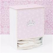 Porta Fraldas Glamour de Princesa