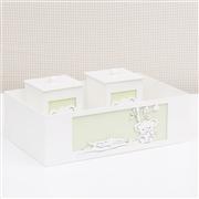 Kit Higiene Completo Savannah Verde