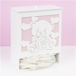 Porta Fraldas Love Baby