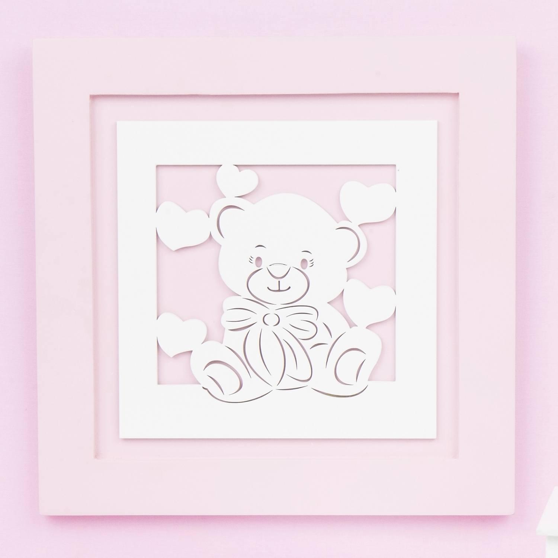 Quadro Decorativo Love Baby