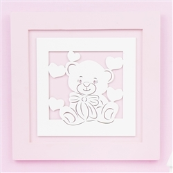 Quadro Decorativo Love Baby