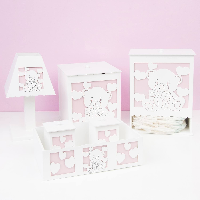 Kit Higiene Love Baby