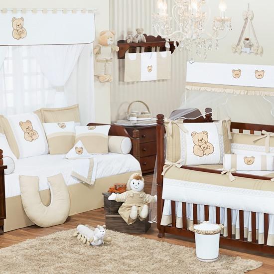 Quarto para Bebê sem Cama Babá Filhote