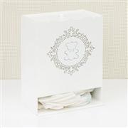 Kit Higiene Com Quadro Decorativo Harry Palha