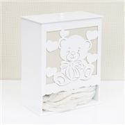 Kit Higiene Completo Love Baby Palha