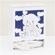 Kit Higiene Love Baby Marinho