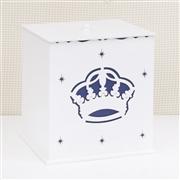 Kit Higiene Completo Majestade Real Marinho