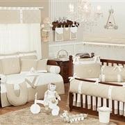 Quarto para Bebê Botões
