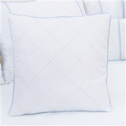 Almofada Nervura Lorenza Azul