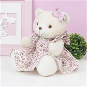 Ursa M Mamãe Ursa Floral