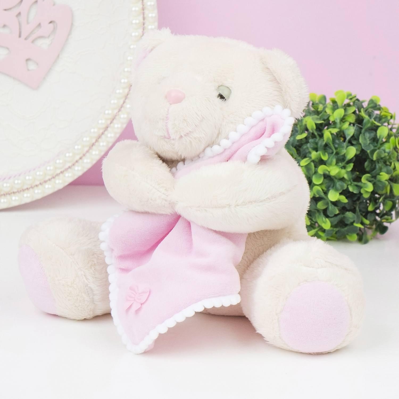 Ursa P Soninho Rosa