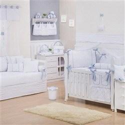 Quarto para Bebê Lorenza Azul