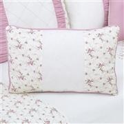 Almofadas Decorativas Glamour Floral Rosê
