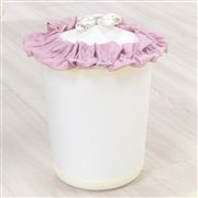 Quarto para Bebê Glamour Floral Rosê