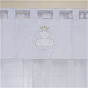 Quarto para Bebê Urso Real Branco