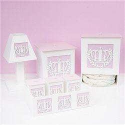 Kit Higiene Princess Rosa