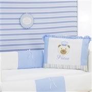 Kit Berço Urso Príncipe Azul