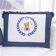 Kit Berço Urso Imperial Marinho
