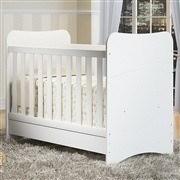 Quarto para Bebê Tutti-Frutti com Berço/Cômoda/Guarda Roupas de 4 Portas