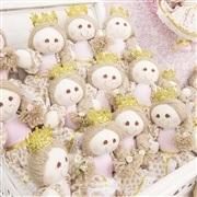 Lembrancinhas Maternidade Boneca Princesa Levine