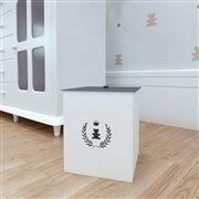 Kit Higiene Realeza Marinho Premium