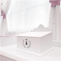 Farmacinha Realeza Rosa Premium