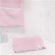 Cueiro Realeza Rosa Premium