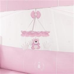 Móbile Realeza Rosa Premium