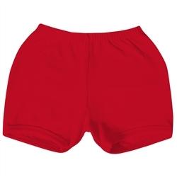 Shorts Vermelho 12 a 15 Meses