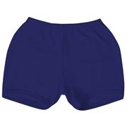 Shorts Marinho 3 a 6 Meses