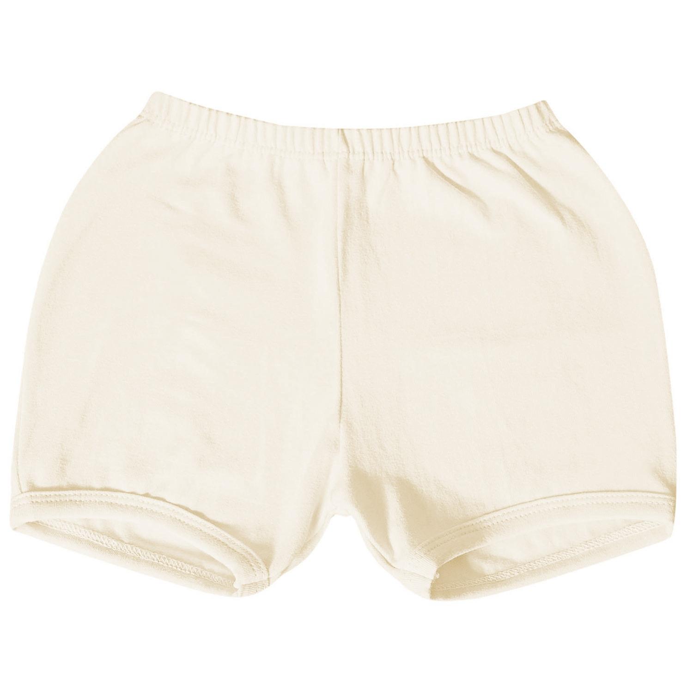 Shorts Palha Recém-Nascido a 3 Meses