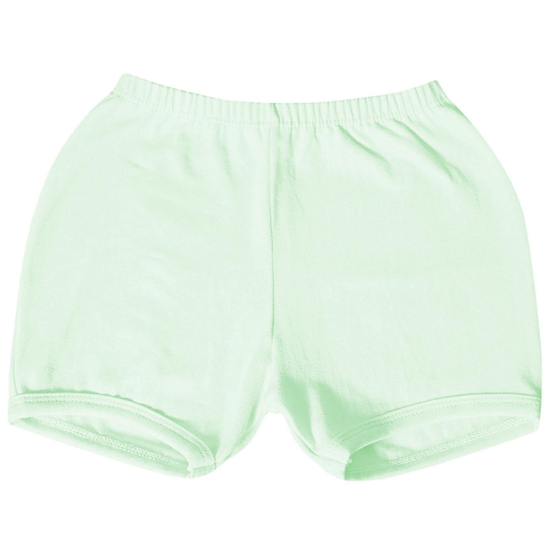 Shorts Verde 3 a 6 Meses