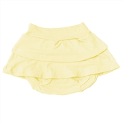 Short Saia Amarelo Prematuro
