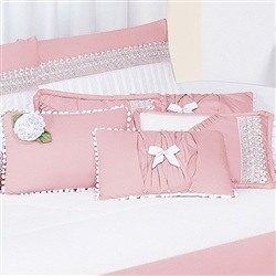 Almofadas Decorativas Belle Rosé