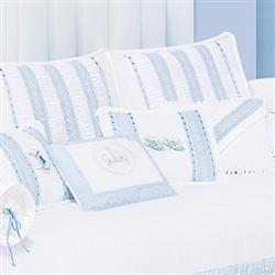 Almofadas Decorativas Imperial Azul
