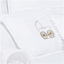 Almofada Decorativa Carrinho Kingdon