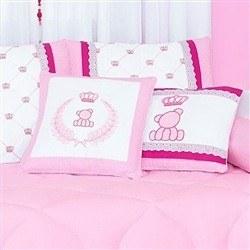 Almofadas Decorativas Classic Rosa
