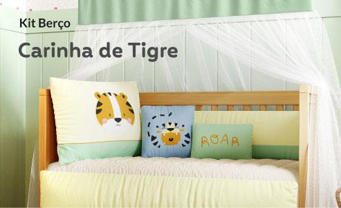 Carinha de Tigre