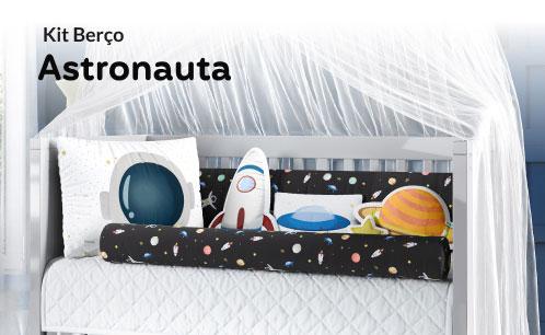 Kit Berço Astronauta