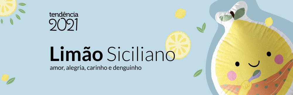 kits berço Limao Siciliano