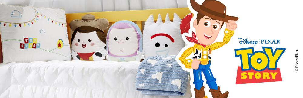 Kit berço Toy Story amiguinhos