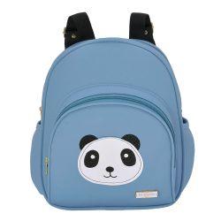 Mochila Maternidade Panda Azul