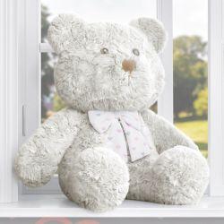 Ursa com Laço Corações 52cm