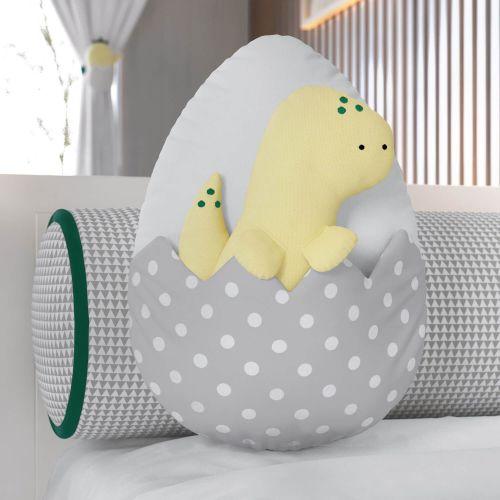 Almofada Amiguinho Dino Neno 30cm