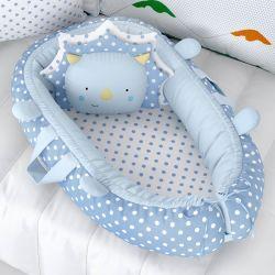 Ninho para Bebê Redutor de Berço Amiguinho Dino Trici